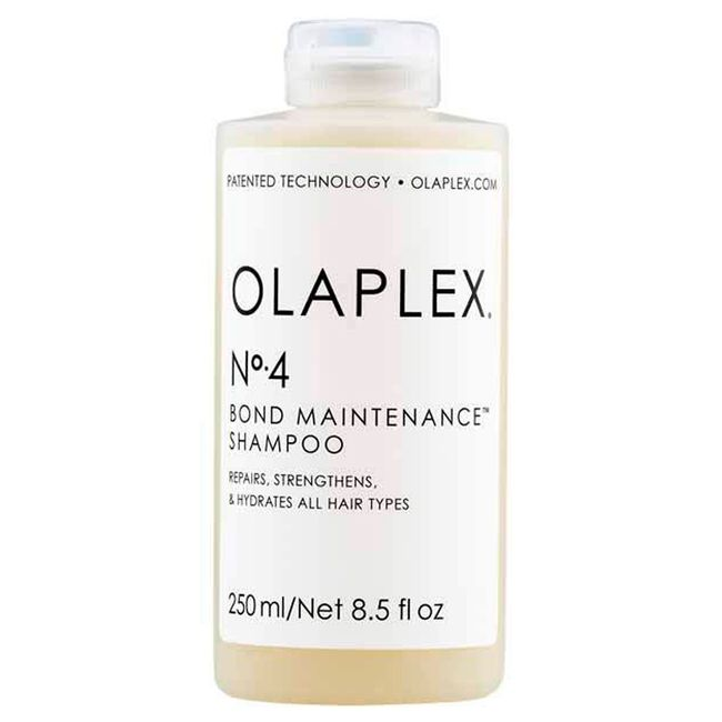 OLAPLEX Nº4 BOND MAINTENANCE CHAMPÚ