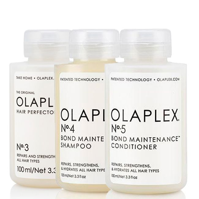 Roots Cosmetics Pack Olaplex 03 100Ml, 04 Y 05 250Ml